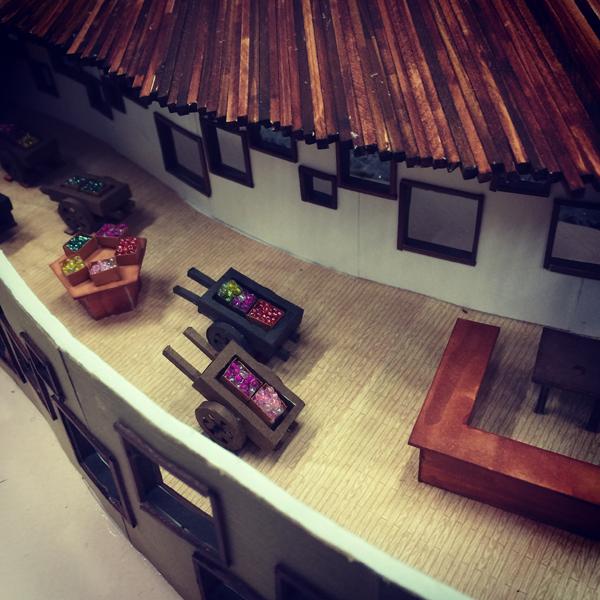 御殿堰と暮らしのデザイン展