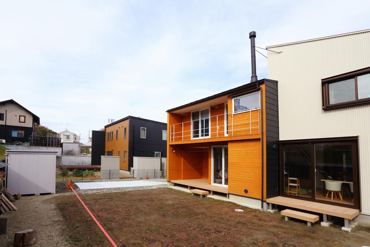 高野原の家 2016
