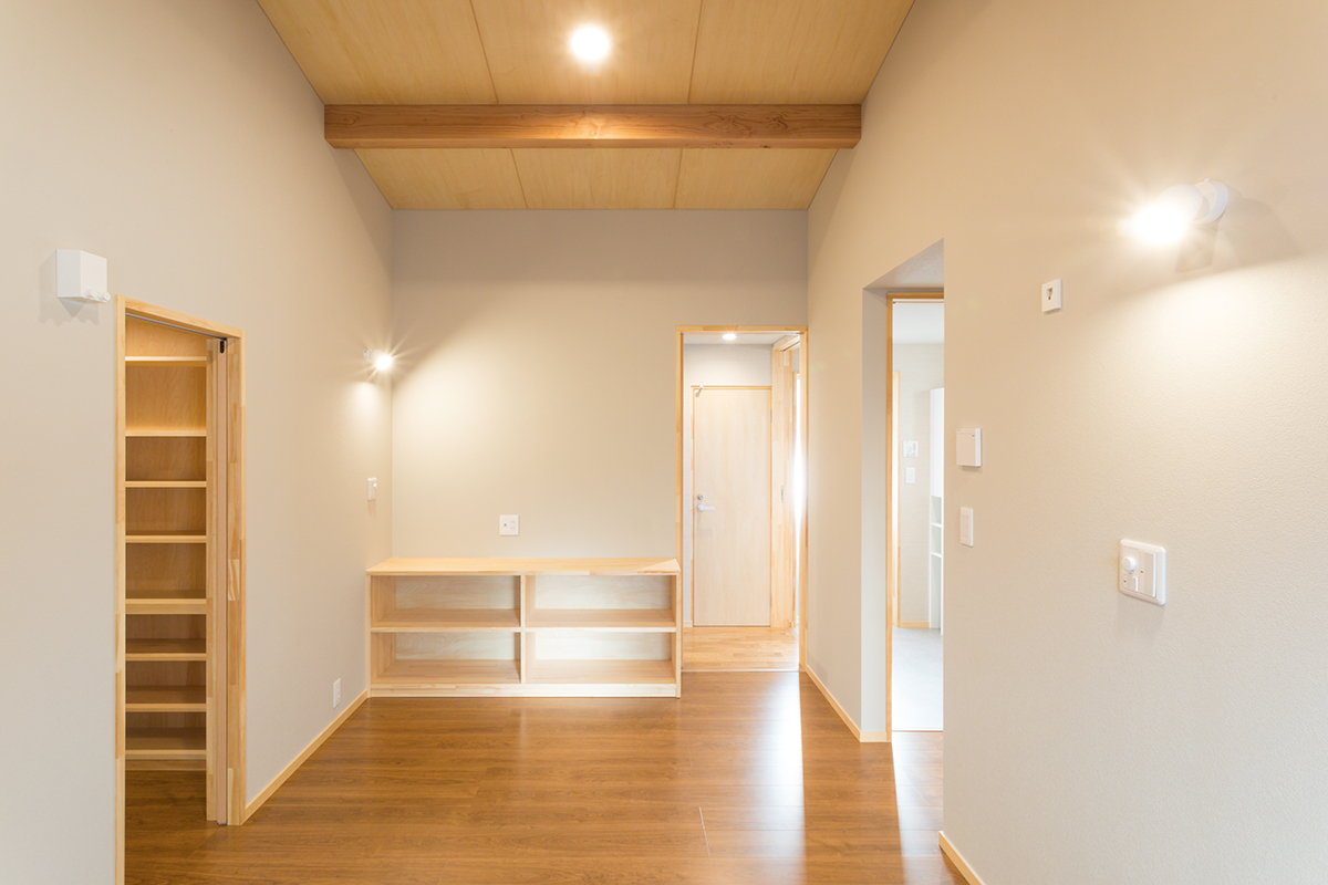 長岡の家1・2 2019