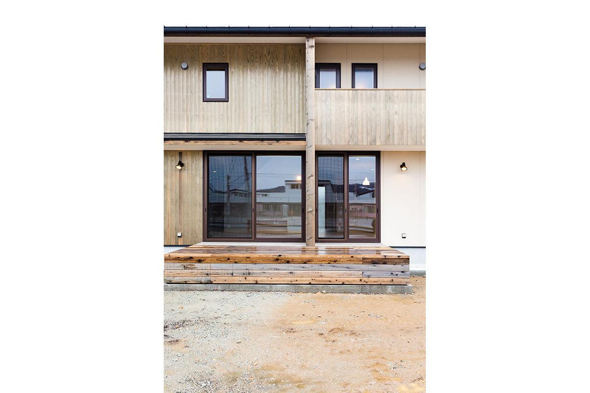 四季の郷の家 2020